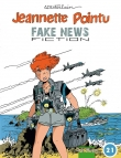 Couverture de Jeannette Pointue - fake news
